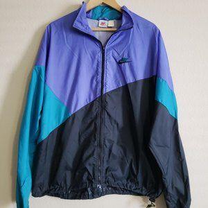 Vintage Nike Windbreaker Jacket Size XL
